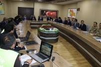 SIIRT BELEDIYESI - Siirt'te 'Kış Tedbirleri Koordinasyon Toplantısı' Yapıldı