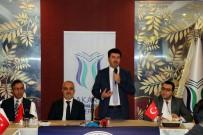 18 MAYıS - SUBÜ Rektörü Sarıbıyık Açıklaması 'Motoru Susturmadan Eğitim-Öğretime Devam Etmeyi Başardık'
