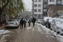 Tunceli'de Kar Etkili Oldu, 222 Köy Yolu Kapandı