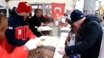 Türk Kızılayı Manisa'da Deprem Tatbikatı Yaptı