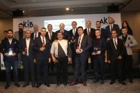 ALİ İHSAN SU - Yaş Sebze Ve Meyve İhracat Şampiyonları Ödülleri Aldı