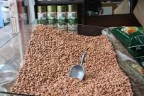 ALTıNKUM - Yılbaşı Yaklaştı, Fıstık Satışları Arttı