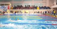 ŞEHITKAMIL BELEDIYESI - Yüzmede Başarı Defterine Yeni Bir Not