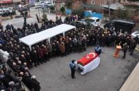 Ahmet Tamer Son Yolculuğuna Uğurlandı