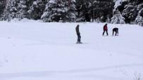 Ardahan'da Kayak Sezonu Açıldı
