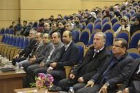 İLAHİYAT FAKÜLTESİ - 'Bağımlılık Tuzağında Gençlik' Konferansı İlgi Gördü