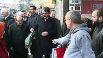 TRABZON VALİSİ - Bakan Kurum, Trabzon'da 'Sıfır Atık' Logolu Bez Çanta Dağıttı