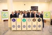 AÇILIŞ TÖRENİ - Bartın Üniversitesi 'Sıfır Atık' Projesi Açılış Töreni Gerçekleştirildi