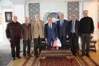 MUSTAFA ÜNAL - Başkan Büyükkılıç Türk Ocakları Yönetim Kurulunu Misafir Etti