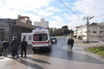 Bir Vatandaş İnşaat Halindeki Binanın 3. Katından Düşerek Yaralandı