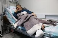 KARAAĞAÇ - Diyabet Hastalarına Ayak Ve Yara Bakımı