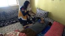 DİYABET HASTASI - Diyabet Hastasının Yardımına Ekipler Yetişti