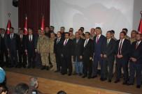 MUSTAFA BAŞOĞLU - Diyarbakır'da Güvenlik Güçlerine Taktir Ve Başarı Belgesi Verildi