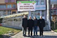 ORMAN İŞLETME MÜDÜRÜ - Dursunbey'de Yeni Yıla Fidan Dikerek Girilecek