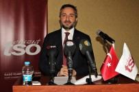 MISYON - Elazığ'da Müşterek Meslek Komiteleri Toplantısı
