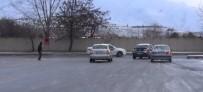 Erzincan'da Kar Çilesi