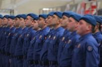 ÖZDEMİR ÇAKACAK - Eskişehir'de Kısa Dönem Askerler Yemin Etti