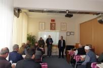 Eskişehir İl Müftüsü Gerek, Kırka'daki Kur'an Kurslarında İncelemelerde Bulundu