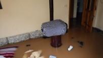 HASAR TESPİT - Kanalizasyon suyu evleri bastı