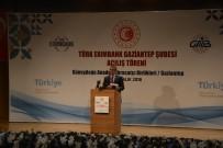 ESNAF VE SANATKARLAR ODASı - GAİB Koordinatör Başkanı Fikret Kileci Açıklaması Gaziantep Modern Bir Sanayi Ve İhracat Kentidir
