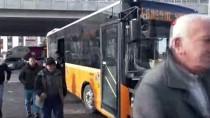 'Git, Evinde Bulaşık Yıka' Diyenlere İnat Otobüs Şoförü Oldu
