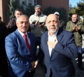 HAK İŞ - Hak İş Genel Başkanı Arslan'dan Niğde Belediye Başkanı Özkan'a Ziyaret