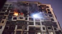İTFAİYECİLER - Hindistan'da Yangın Açıklaması 5 İtfaiyeci Can Verdi