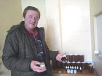 PROPOLIS - Hisarcıklı Bal Üreticisi Doğal Propolis Üretiyor