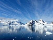 GRÖNLAND - Kanada'daki buzulların yüzde 80'i 50 yıl içinde eriyecek