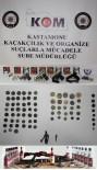 Kastamonu'da Tarihi Eser Kaçakçılığı Açıklaması 7 Gözaltı