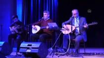 EGE ÜNIVERSITESI HASTANESI - 'Korneanın Sesi' Grubu 100'Üncü Konserini Verdi