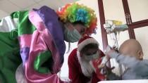 ADNAN MENDERES ÜNIVERSITESI - Lösemi Hastalarına 'Yeni Yıl' Sürprizi