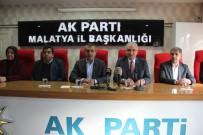 İHSAN KOCA - Milletvekili Kahtalı'dan Halk Günü Toplantısı