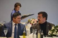 AYDIN ŞENGÜL - Nihat Zeybekci'den MHP'li Serkan Acar'a Ziyaret