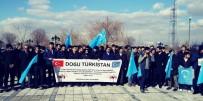 İBADET - Öğrenciler Doğu Türkistan'daki Zulmü Haykırdı