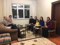 Öğrencilerin Evine Çat Kapı Ziyaret