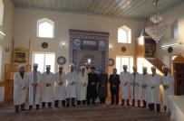 Seyitgazi'deki Din Görevlilerine 'Vaaz Becerilerini Geliştirme Hizmet İçi Eğitim Kursu'