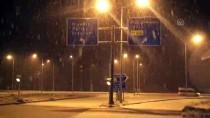 Tendürek Geçidi'nde Kar Yağışı Ve Tipi Ulaşımı Aksatıyor