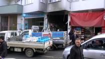 FARABİ HASTANESİ - Trabzon'da Tüp Gaz Bayisindeki Patlama