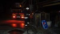 KAVAKLı - Trafo Yangını Vatandaşları Sokağa Döktü