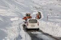 Tunceli'de 57 Köy Yolu Ulaşıma Açıldı