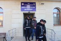 Uşak'ta Geniş Çaplı Uyuşturucu Operasyonu Açıklaması 5 Tutuklama