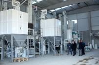 Vali Pehlivan Tarım Ürünleri İşleme Ve Paketleme Fabrikasında İncelemelerde Bulundu