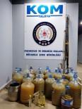 Yalova'da Yılbaşı Öncesi Kaçak İçki Operasyonu