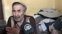 İŞ KAZASI - Yaşlı Kardeşler Barakada Yaşam Mücadelesi Veriyor