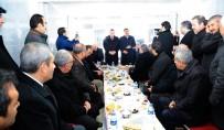 ÇINAR AĞACI - Yeni Şire Pazarı İçin Çalışmalara Başlanıldı