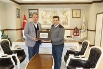 AK Parti Milletvekili Karacan'dan Başkan Kayacan'a Ziyaret