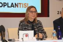 TÜRKIYE ESNAF VE SANATKARLAR KONFEDERASYONU - Bakan Pekcan'dan Elektronik Çek Ve Bono Uygulaması Açıklaması