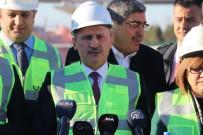 MUSTAFA YAVUZ - Bakan Turhan, GAZİRAY Çalışmalarını Yerinde İnceledi