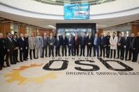 MIMARSINAN - Başkan Büyükkılıç Açıklaması 'Bölgesel Üretim Alanları Oluşturacağız'